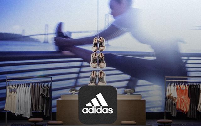 adidas开始重视移动智能 而Nike和苹果都牵出手汗了
